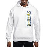 Sweden Stamp Hooded Sweatshirt