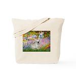 Garden / Fr Bulldog(f) Tote Bag