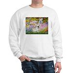 Garden / Fr Bulldog(f) Sweatshirt