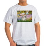 Garden / Fr Bulldog(f) Light T-Shirt