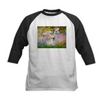 Garden / Fr Bulldog(f) Kids Baseball Jersey