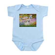 Garden / Fr Bulldog(f) Infant Bodysuit