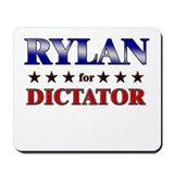 RYLAN for dictator Mousepad