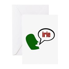 irie Greeting Cards (Pk of 10)
