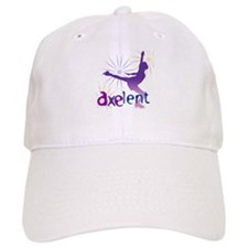 Ice Skating is Axelent Baseball Cap