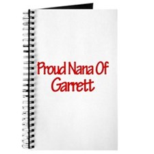Proud Nana of Garrett Journal