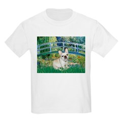 Bridge / Fr Bulldog (f) Kids Light T-Shirt