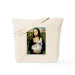 Mona / Fr Bulldog (f) Tote Bag