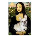 Mona / Fr Bulldog (f) Postcards (Package of 8)