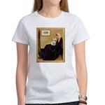 Whistlers / Fr Bull (f) Women's T-Shirt