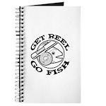 Get Reel Go Fish Journal