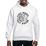 Get Reel Go Fish Hooded Sweatshirt
