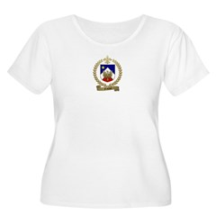 GALLANT Family Crest Women's Plus Size Scoop Neck