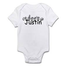 Justin Infant Bodysuit