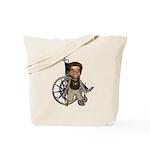 Karlo Broken Left Arm Tote Bag