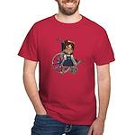 Katrina Broken Left Arm Dark T-Shirt