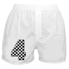 racing #4 Boxer Shorts