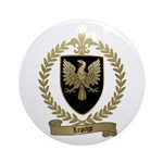 LEPAGE Family Ornament (Round)