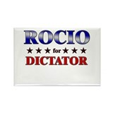 ROCIO for dictator Rectangle Magnet (10 pack)