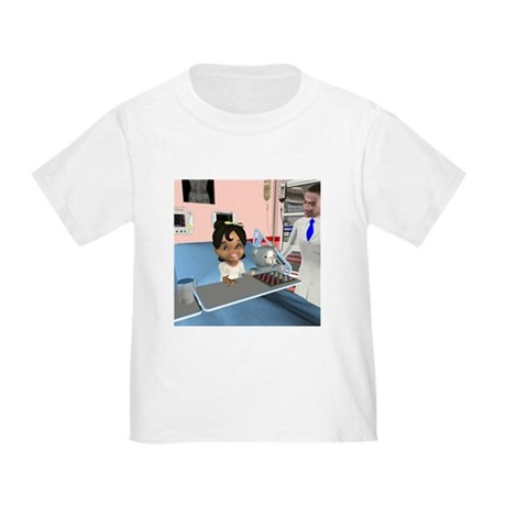 Katrina Sick Toddler T-Shirt