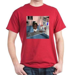 Katy Sick Dark T-Shirt
