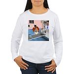 Kit Sick Women's Long Sleeve T-Shirt
