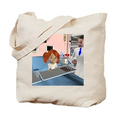Kit Sick Tote Bag