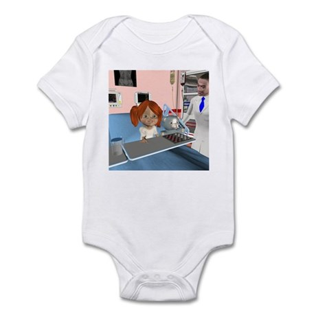Kit Sick Infant Bodysuit