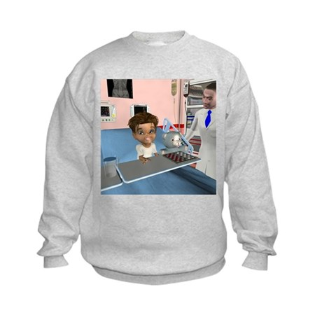 Karlo Sick Kids Sweatshirt