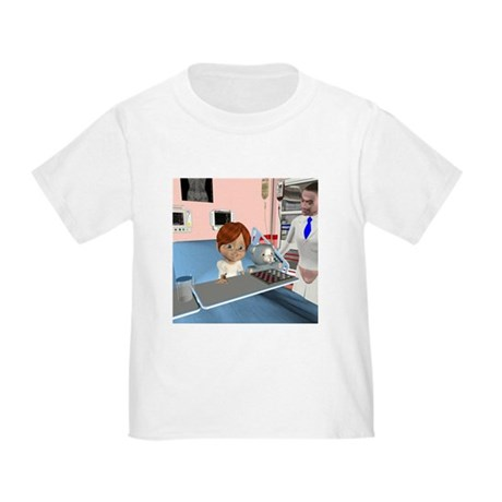 Kevin Sick Toddler T-Shirt