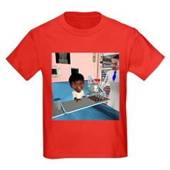 Keith Sick Kids Dark T-Shirt