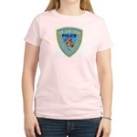 San Juan Indian Police Women's Light T-Shirt