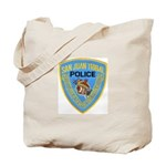 San Juan Indian Police Tote Bag