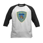 San Juan Indian Police Kids Baseball Jersey