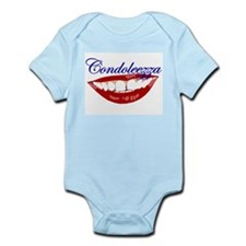CONDOLEEZZA SMILE Infant Creeper
