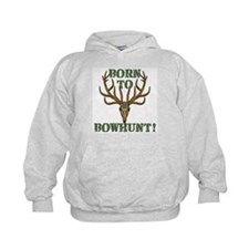 Born to Bowhunt! Hoodie