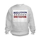 RHIANNON for dictator Sweatshirt