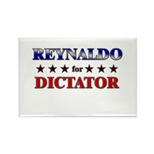 REYNALDO for dictator Rectangle Magnet