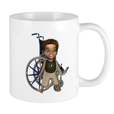 Karlo Broken Left Arm Mug