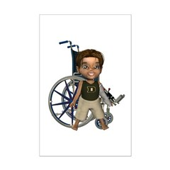 Karlo Broken Left Arm Mini Poster Autograph Print
