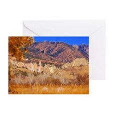 Autumn in the Rockies Greeting Cards (Pk of 20)