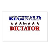 REGINALD for dictator Postcards (Package of 8)