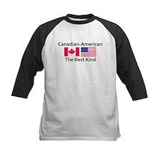 Canadian American-the Best Ki Tee