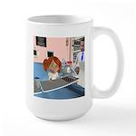 Kit Sick Large Mug
