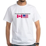Proud Canadian American Shirt