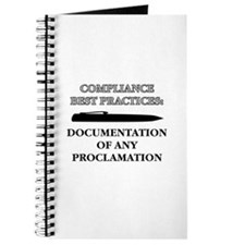 Compliance Documentation Journal