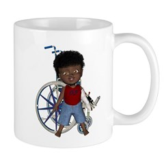 Keith Broken Left Arm Mug