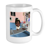 Katy Sick Large Mug
