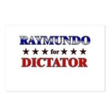 RAYMUNDO for dictator Postcards (Package of 8)