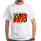 People's Republic of Maryland Shirt